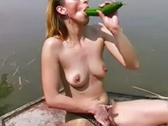 Solo toys outdoor, Outdoor girl on girl, Outdoor anal toying, Outdoor toy solo, Outdoor toy anal, Boating