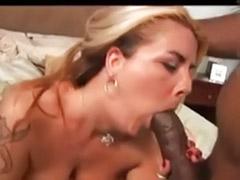 Joclyn, Interracial milf fuck